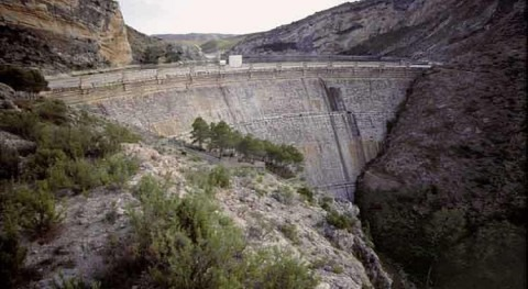 Presa Cueva Foradada