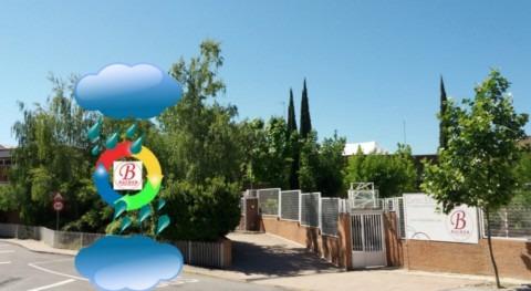 Propuesta Colegio Bálder- Rozas: aportar 4.300 litros agua lluvia al año alumno