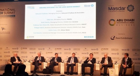 Almar Water Solutions participa International Water Summit Abu Dhabi