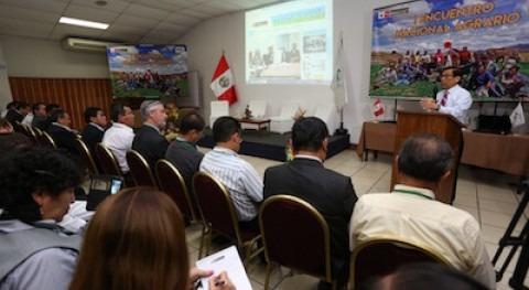Asciende 17 número regiones Perú estado emergencia déficit hídrico