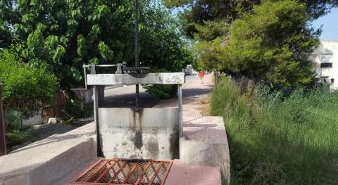 Implantación sistema control efectivo agua regadíos Alicante