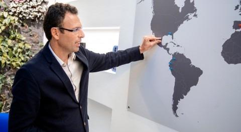 """Jaime Barba: """"Recogemos más década experiencia transformación digital agua"""""""