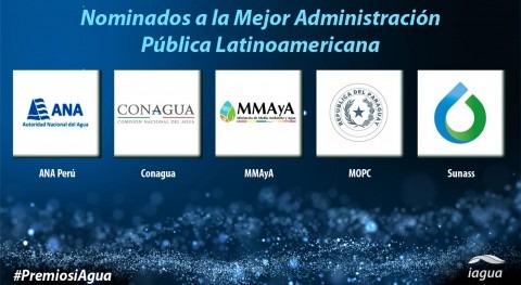 Estas son candidatas Mejor Administración Pública Latinoamericana 2017