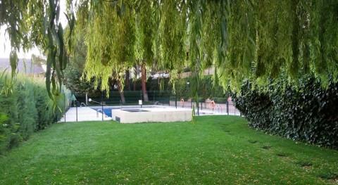 Consumo agua lluvia Madrid. Aprovechamiento solo día lluvia