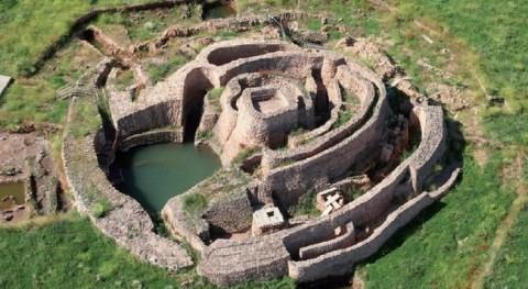 Cultura Motillas y pozo agua más antiguo España (2200 AC). Daimiel, Mancha