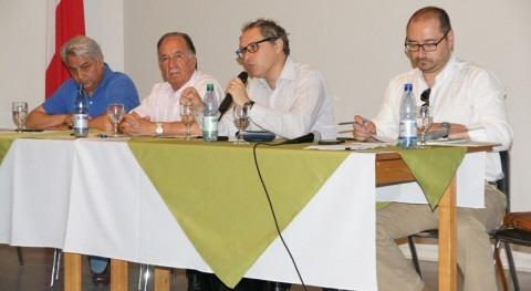 Gobierno chileno explica Reforma al Código Aguas región Biobío