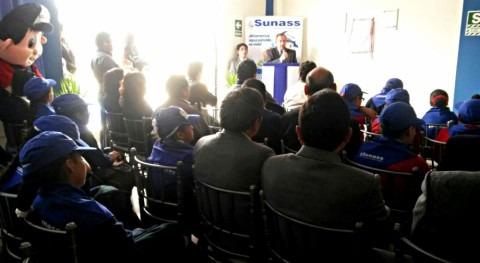 Inauguración de la nueva sede de Sunass en Cajamarca