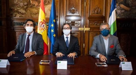 CAF y España apuestan iniciativas conjuntas mejorar gestión recursos hídricos