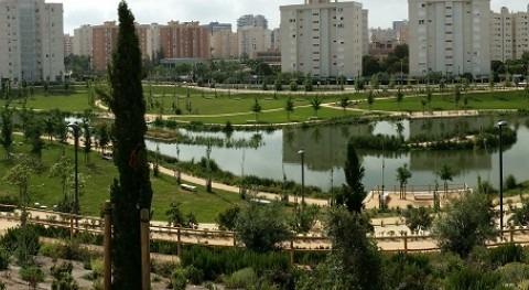 """Parque Urbano """" Marjal"""", seleccionado I Premio Ciudad y Territorio 'Albert Serratosa'"""