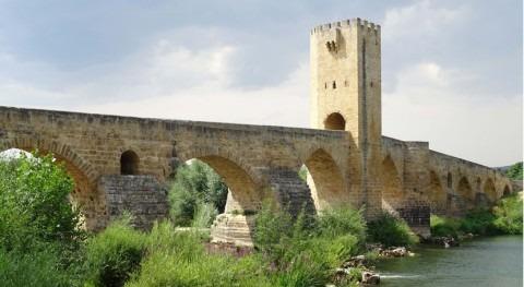 Conociendo al río Ebro paso Frías, Burgos