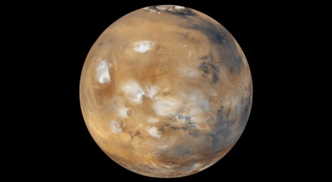 Imagen de la NASA.