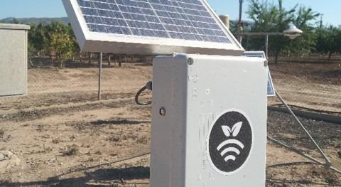 Sensores humedad mejorar gestión uso agua y fertilizantes cultivos