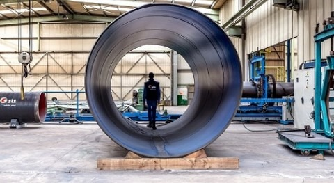 STS TUBULAR, homologada fabricar y suministrar conducciones agua potable Reino Unido