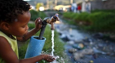 Este es camino que falta recorrer garantizar acceso universal al agua potable