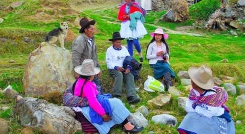 Haciendo camino gestión agua Perú