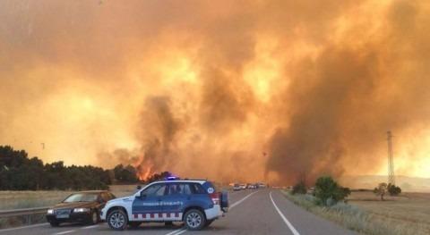 Incendios Forestales y Regadíos