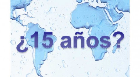 ¿15 años conseguir metas agua y saneamiento ODS?