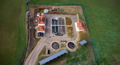 Diputación Badajoz busca implantar energía renovable depuradoras y potabilizadoras agua