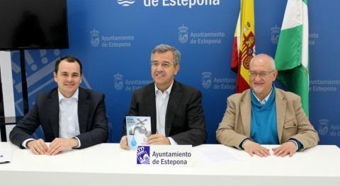 Hidralia y Ayuntamiento Estepona sufragan recibo agua familias recursos