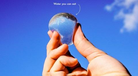 Ooho!: ¿ revolución mercado botellas agua o futuro hidratación?