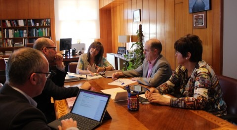 Gobierno español apuesta mantener ejecución obras EDAR O Souto