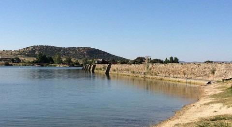 embalses y presas más antiguos Europa: Proserpina, Cornalvo y Arguis