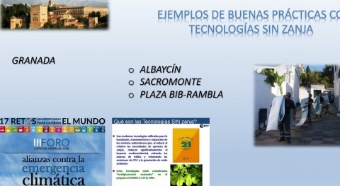 "IBSTT participa ""III Foro Cátedra Hidralia+UGR Alianzas Emergencia Climática REDAC"