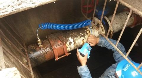 AGUA QUITO cuenta tecnología punta controlar distribución agua potable
