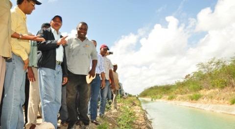 INDRHI República Dominicana rehabilita canal Nizaíto Pedernales
