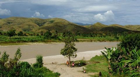 Proyecto BID sistemas riego mejorar cosecha departameinto haitiano Artibonito
