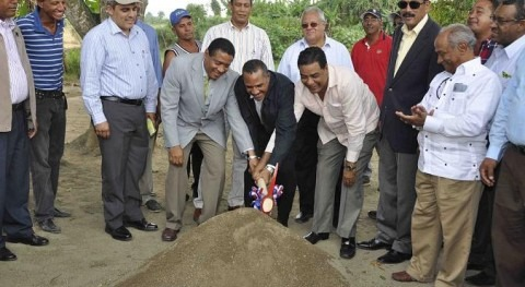 1,2 millones dólares rehabilitación sistema riego Vega Dominicana