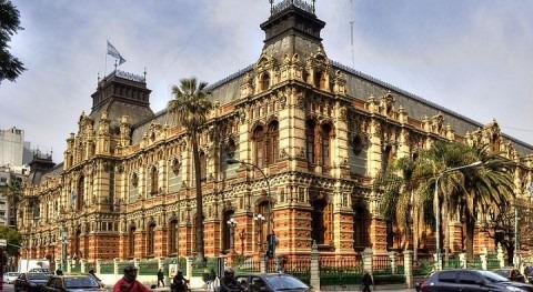 Palacio de Aguas Corrientes de Buenos Aires
