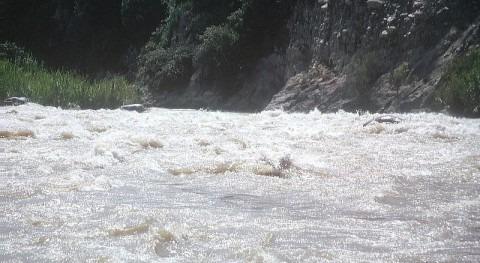Imagen del Río Cañete (Wikimedia/CC)