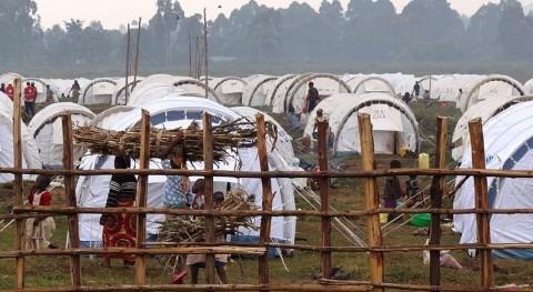 Mueren 40 personas causa brote cólera campamento refugiados Uganda