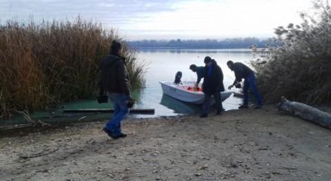 Más 300 voluntarios ayudan producir plantas acuáticas humedales Madrid