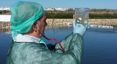 Médico agua