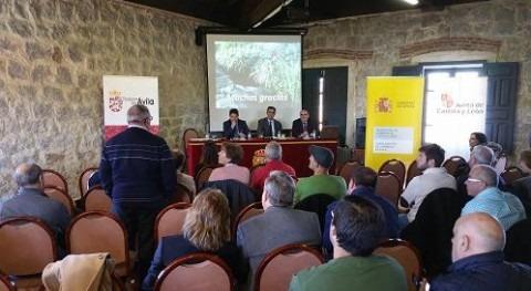 CENTA expone experiencia Jornada Depuración Pequeños Núcleos Urbanos Ávila