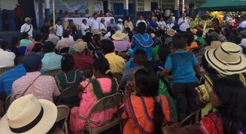 comarca Ngobe Bugle Panamá contará agua y saneamiento gracias cooperacion española