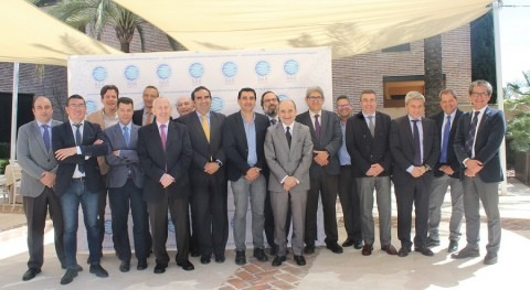 ACOSOL acoge celebración Consejo Rector ASA Andalucía Marbella