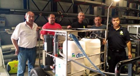 DINOTEC imparte curso formación Potabilización agua casos emergencia