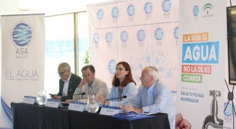 Sector andaluz agua y Junta conciencian consumo responsable provincia Cádiz