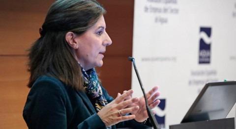 Dirección General Agua explica Pacto Nacional Agua asociados AQUA ESPAÑA