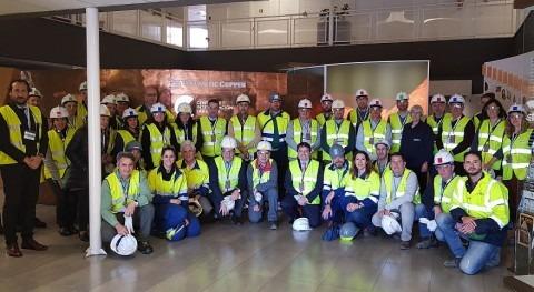 Atlantic Copper y SUEZ presentan proyecto optimización recursos hídricos