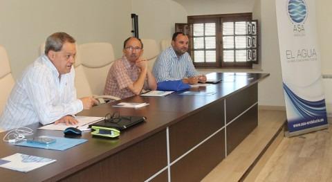 Nuevo Grupo Trabajo Mantenimiento Instalaciones Ciclo Integral Agua
