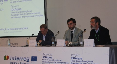 IDIAqua prepara estrategia I+D+i Depuración Aguas Pequeñas Aglomeraciones Urbanas