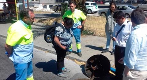 Cooperación agua operadores agua Sevilla y Bolivia
