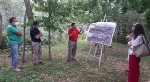 Acondicionamiento humedal y restauración tramo río Tirón, Herramélluri (LR)
