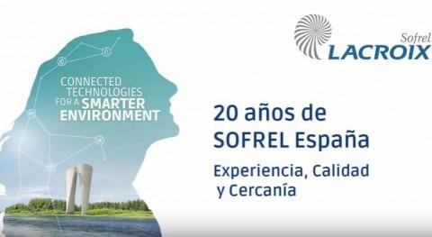 Sofrel España: 20 años de experiencia, calidad y cercanía