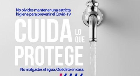 Mancomunidad Canales Taibilla se suma campaña #EsteVirusLoParamosUnidos
