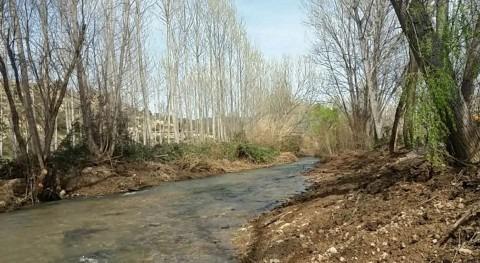 CHE ha realizado 58 acciones conservación cauces Aragón primeros meses 2020
